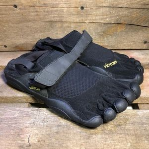 Vibram FiveFingers KSO Men's Black Shoes